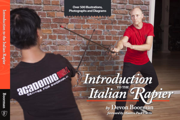Intro to Italian Rapier Book